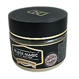 Aromatic body scrub in jar Black Magic