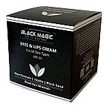 Eye and lip cream SPF25 Black Magic