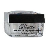 Anti Aging Moisturizing Day Cream for normal skin Diamond Shemen Amour