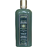 Black Mud Shampoo against dandruff Aroma