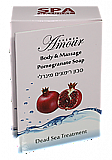 Body & massage Pomegranate soap Shemen Amour
