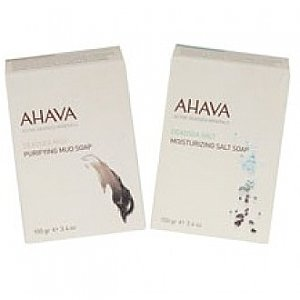 Dead Sea Soaps Package AHAVA