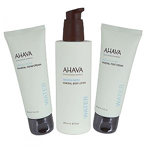 Triple Body Treatment Kit AHAVA