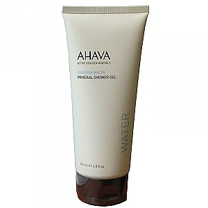 Mineral shower gel AHAVA