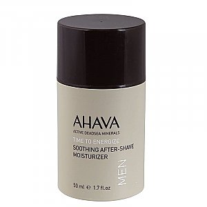 Soothing After Shave Moisturizer for Men AHAVA