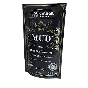 Dead Sea Mud Black Magic