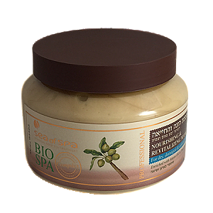 Moisturizing Hair Mask For Dry & Colored Hair Bio Spa
