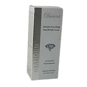 Nourishing Hand Cream Diamond Shemen Amour