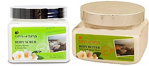 Body Care Set Sea Of Spa