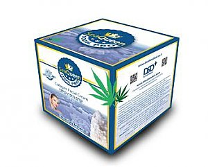 Dead Sea Cannabis Collagen Cream