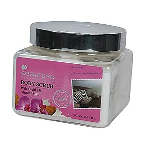 Aromatic Body Scrub Sea Of Spa