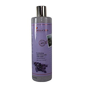 Aromatic Exfoliating Shower Gel Sea Of Spa