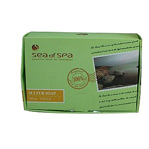 Sulfur soap Sea Of Spa