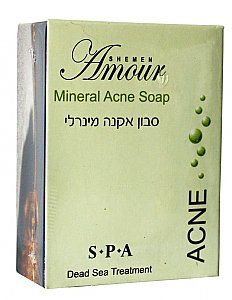 Mineral Acne Soap Shemen Amour