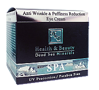 Anti-Wrinkle & Puffiness Reduction Eye Cream Health & Beauty