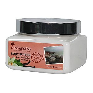 Aromatic Body Butter Sea Of Spa