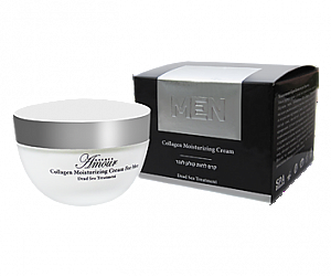 Collagen moisturizer cream for men Shemen Amour