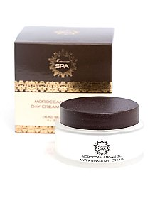 Argan Oil Day Cream Control +35 Moroccan Spa