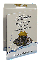 Body & massage Sulfur soap Shemen Amour